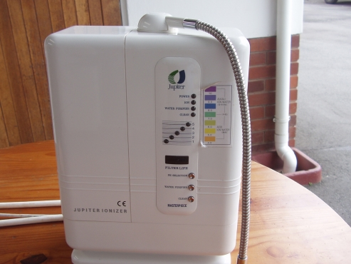 Water Purifier and Ionizer - Jupiter JA-701