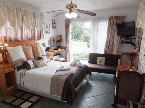 3 star bed and breakfast or  self Catering accommodation available