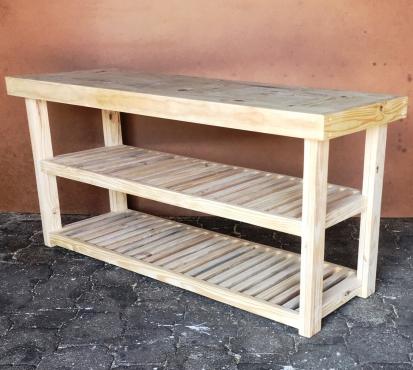 Dresser Farmhouse series 1650 Raw