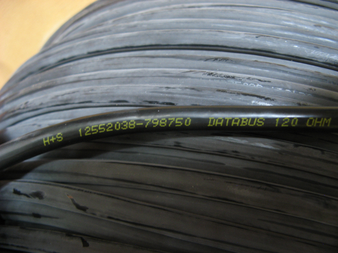 Cable - twin core screened