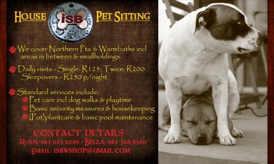 House & Pet Sitting