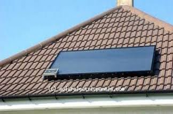 SOLARWATER HEATER - STAINLESS STEEL