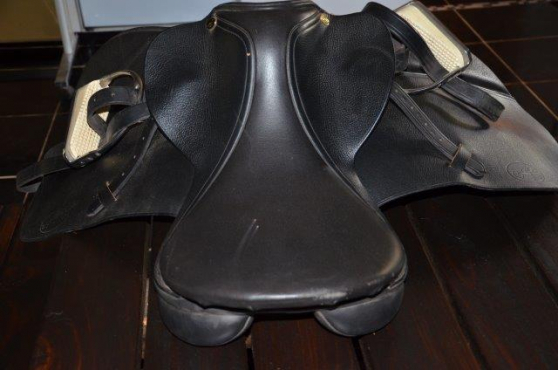 GFS Horse riding saddle