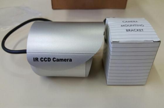CCTV Camera Outdoor 3.6 20m IR New