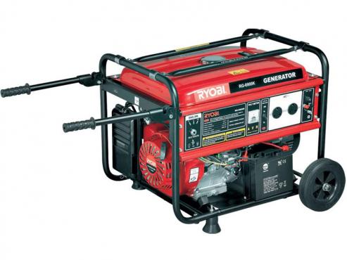 Generator Ryobi 5.5 W ,