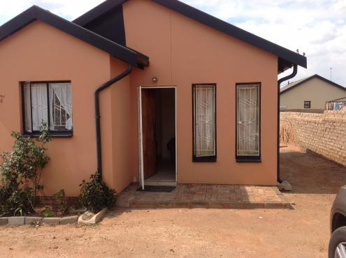 2 Bedroom House For Rent In Soshanguve V V Junk Mail