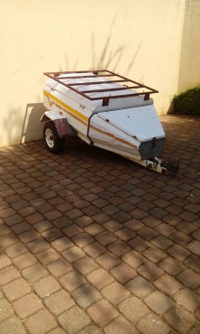Venter Trailer 4 Feet For Sale