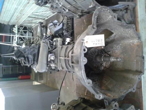 Isuzu KB280 manual gearbox for sale #4JB1