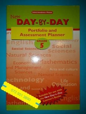 Portfolio And Assessment Planner - Grade 5 - Day-By-Day - Maskew Miller Longman.