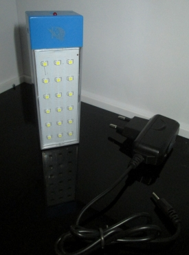 18 LEDs, Mini Rechargeable Emergency lamp