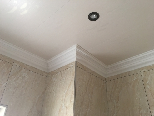 pvc ceilings rhino board ceiling cornice and skirtings