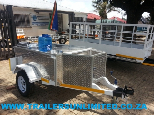 CATERING TRAILERS FROM R14900