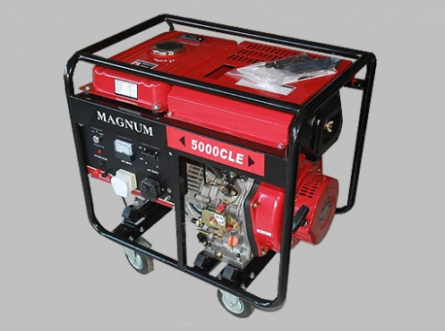 Magnum Generator 6.5 KVA Petrol  Price Included Vat