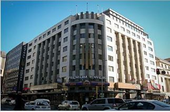 37m office Pretoria central