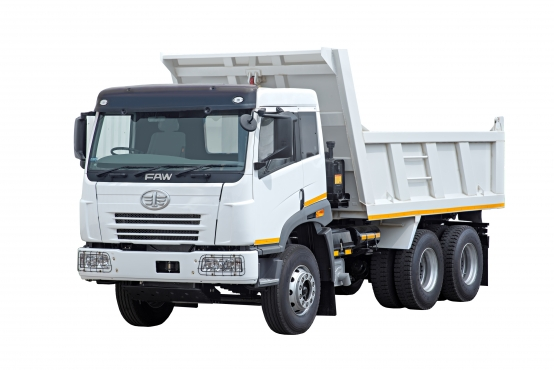 2018 SPECIAL! NEW Complete FAW 10m cube Tipper Trucks ready for delivery