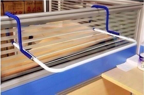 Adjustable Indoor Outdoor Over the Door Drying Rack