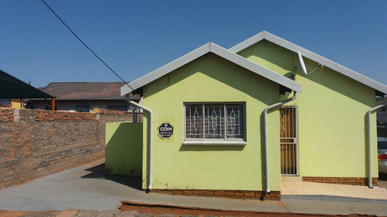 2bedroom Start Up Small Family House For Sale Pretoria West Lotus Garden Ext 2