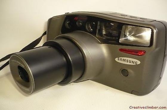 Samsung AF zoom 105S film camera