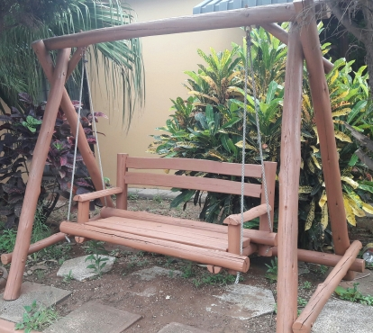Fantastic Garden Swing Bench For Sale Junk Mail Cjindustries Chair Design For Home Cjindustriesco