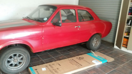 Ford Escort Mk1 Two Door And Ford Escort Mk2 Panel Van For Sale