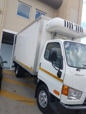238d676aee Swap 4 Ton refrigerated truck for 1 Ton refrigerated bakkie with difference