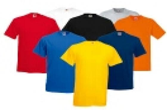 Good quality tshirts and golfers on sale