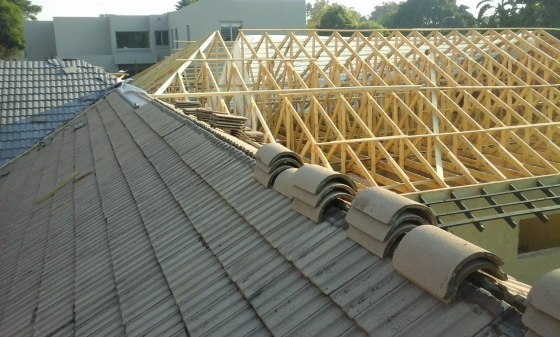 Roofing & carpentry