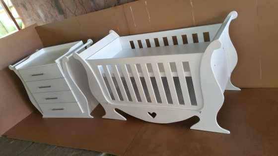 Star Combo-Baby Cot and Compactum-R4500,00 for sale  Johannesburg - Sandton