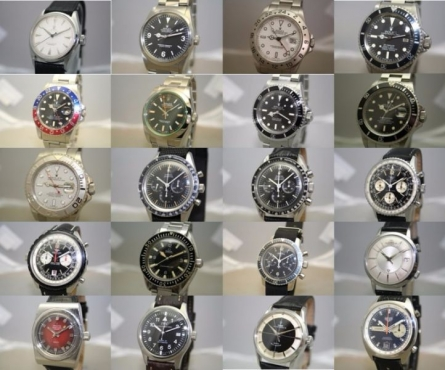 Vintage watches wanted all hours