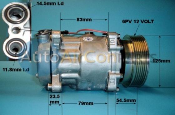 Original Alfa Romeo 156 2.5 v6 24v Air-conditioning  Pump  for sale  contact 0764278509  whats app 0