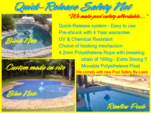 Affordable Pool Nets & Covers
