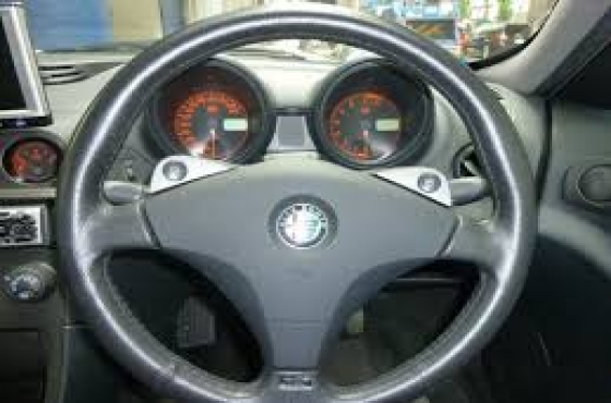Alfa Romeo 156 steering and dashboard airbags  For sale  contact 0764278509  whatsapp 0764278509