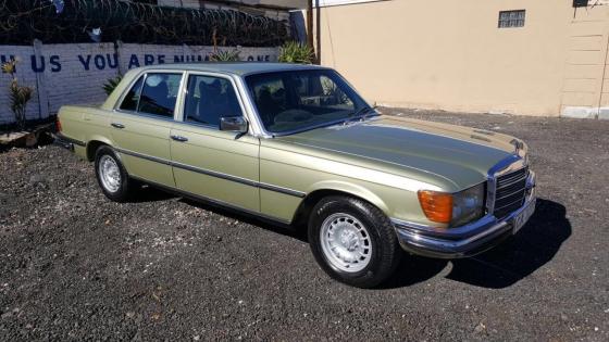 Mercedes benz w116 280s 1980 model junk mail for Mercedes benz 1980 models