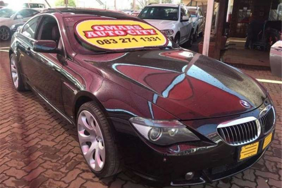 BMW 6 Series 650i In