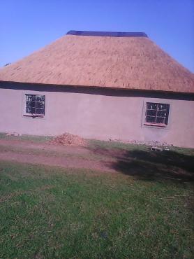 Lapa repair, thatching, Grasdakke, thatch roofs in Gauteng