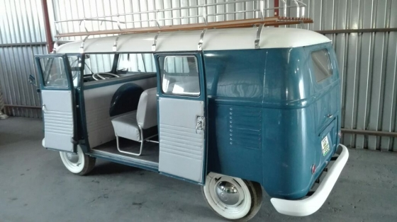 VW 1959 SPLITSCREEN GERMAN IMPORT