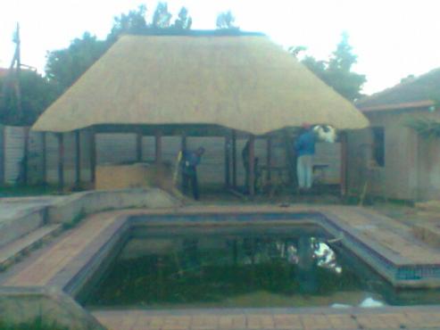 Lapa, thatching, Grasdakke, Lapa Repairs,  affordable Lapa in Gauteng