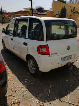 FIAT Multipla 1.9JTD