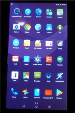 7 INCH CLICK TABLET (WITH MANY GREAT FEATURES)