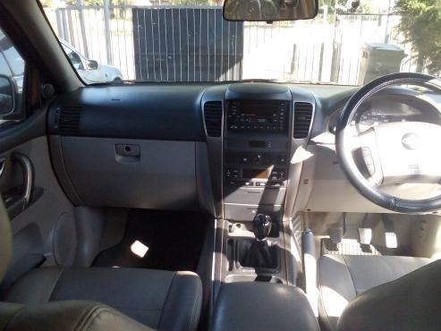 2006 Kia Sorento 2.5 CRDI 4x4