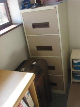 Steel Filing Cabinet Lockable