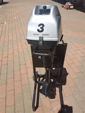 3 HP Outboard motor Brand New 2 Stroke.TITAN