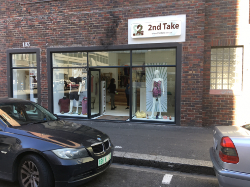 Did you visit our new 2nd Take store in Long Street already?