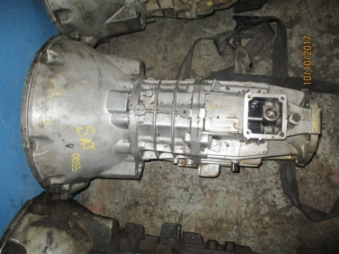 2.5 CRD Jeep Cherokee Manual Gearbox