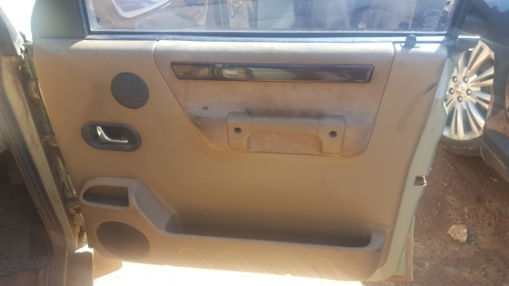 Land Rover Discovery II Door Panels for sale