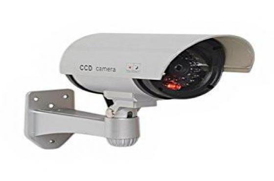 Realistic Looking IR Dummy CCTV Camera