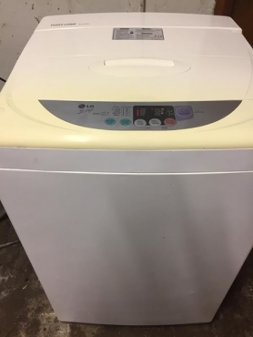 Washing Machine - LG 8kg Top Loader