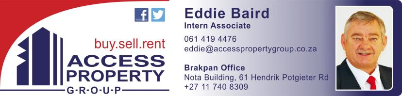 East Rand:  Selling, Buying, Letting or Renting?