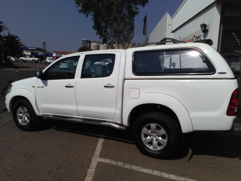 Toyota Hilux 3.0 D/C 4x4