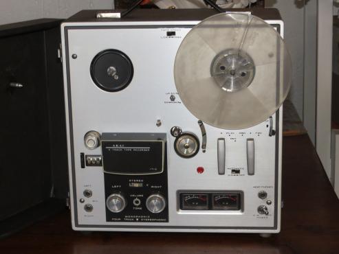 Tape Recorder AKAI 1710